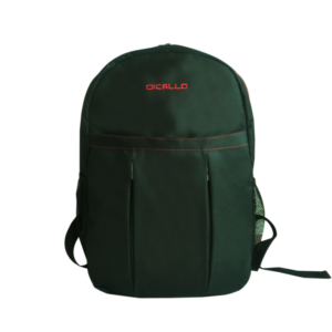 Dicallo Laptop Backpack – 15.6″ – Black & Red