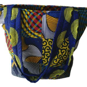 African Print Shopping Bag – Small